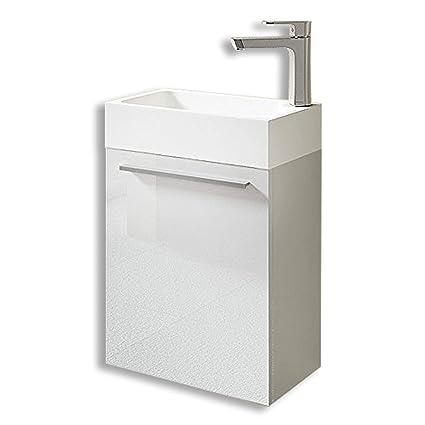 Meuble de salle de bains petite vasque avec meuble sous ...