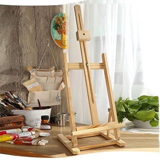 The Best easels- Caballete de Artista para Dibujar Pintura Madera ...