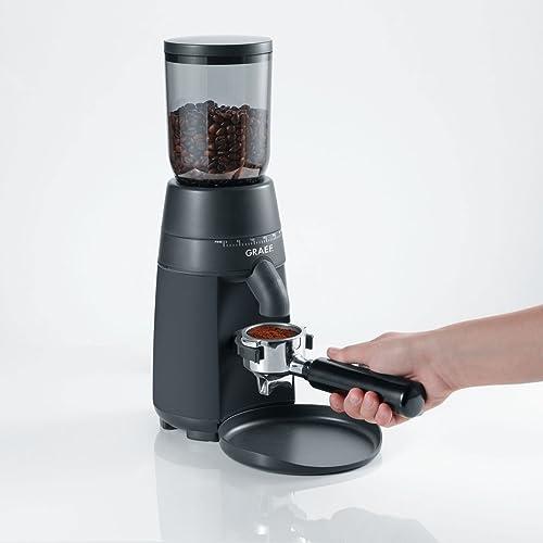 Espressomühlen für Siebträgermaschinen: Graef CM 702