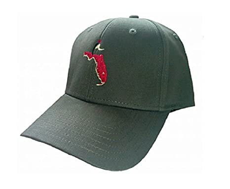 23578ad01f5f7 Plant Your Flag PYF - Club Hat - Tallahassee Florida at Amazon Men s ...