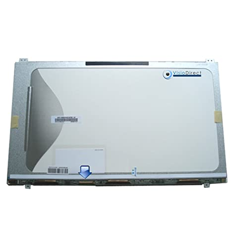 """Pantalla 15.6"""" LED tipo LTN156AT19-T01 para ordenador portátil WXGA 1366x768 - Visiodirect -"""