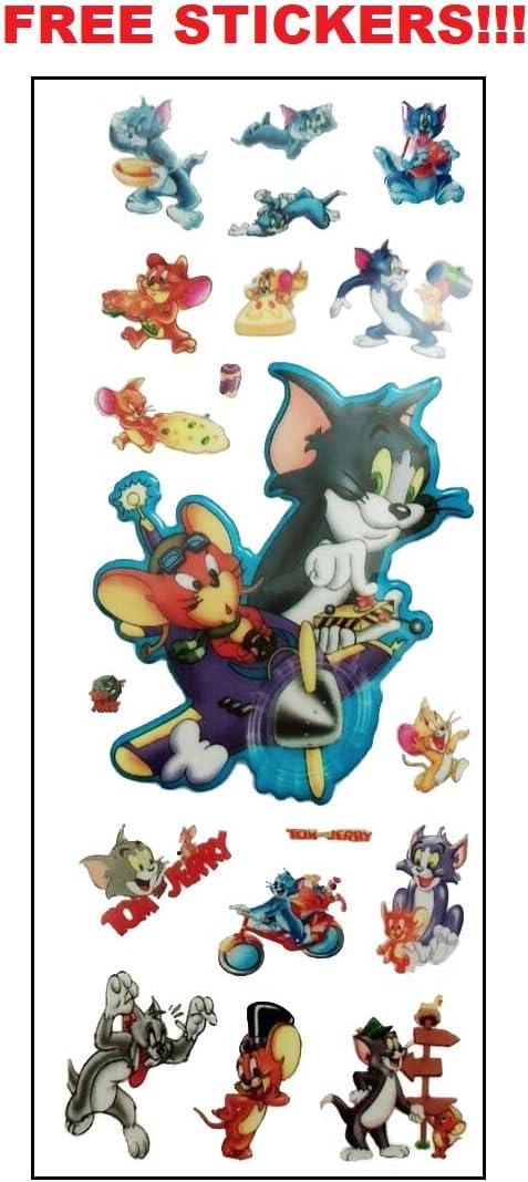 Amazon.com: California Trader Tom and Jerry Juego de 9 ...