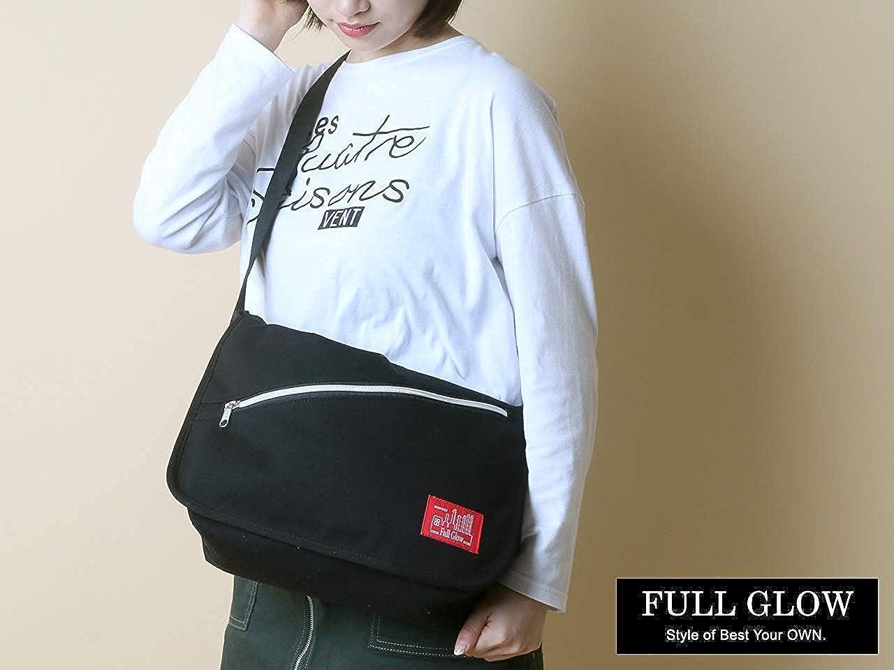 Medium gray Full Glow Shoulder Bag Mexican Sweat Messenger Bag