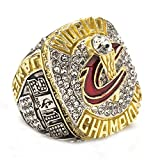 ZNKVJ Mens Jewelry 2016 Year Cavaliers James Championship Rings,Size 9