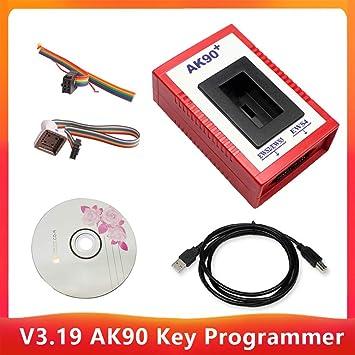 Auto Key Programmer V3.19 Match Strumento diagnostico per EWS AK90 KEY-PROG Yctze AK90 Diagnostic Tool AK90
