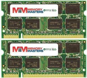 MemoryMasters New! 16GB 2 X 8GB DDR3 PC3-10600 SODIMM PC10600 1333MHz Laptop Memory RAM