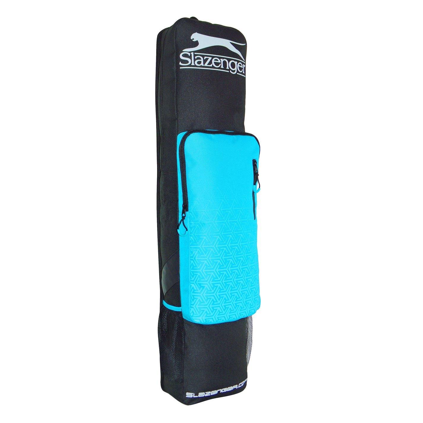 Slazenger Unisex Classic Hockey Stick Bag black/blue