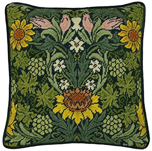(Bothy Threads William Morris Sunflowers Tapestry Panel Kit)