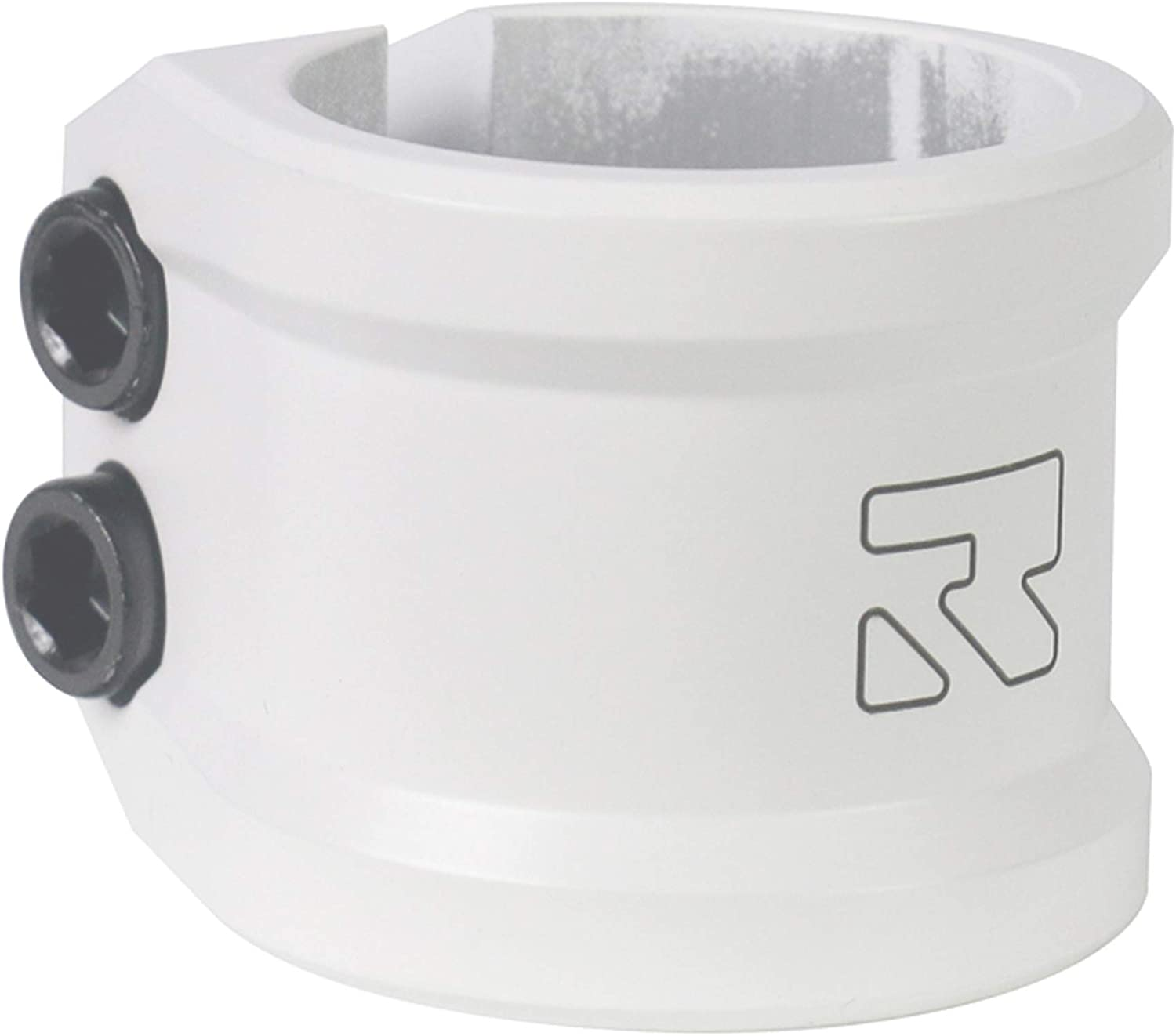 Root Industries Lithium Scooter Clamps - Pro Scooter Double Clamp - Compatible with Standard/Oversized Handlebars 2-Bolt 6mm Compression for Trick ...