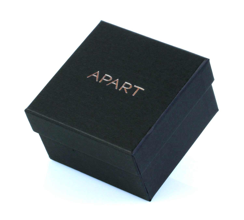 10 scatoline universali APART, 80 x 80 mm, confezione regalo, per articoli da regalo Moritzen-Schmucketuis