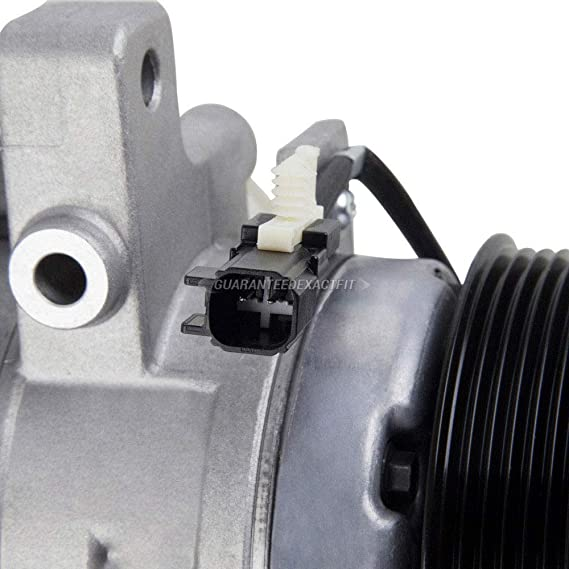 Amazon.com: AC Compressor & A/C Clutch For Ford Mustang 2011 2012 2013 2014 - BuyAutoParts 60-03207NA NEW: Automotive