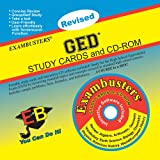GED Study Cards and CD-ROM Combo Pack, Ace Academics, 1576334155