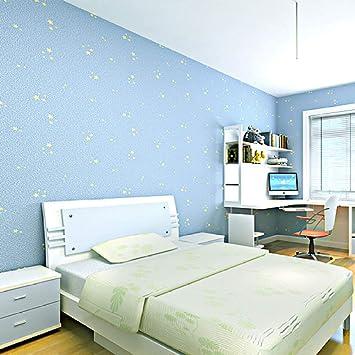 Cywall Vliestapete Vintage Kinderzimmer Schlafzimmer Nachttisch