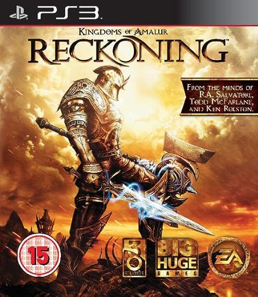 Kingdoms of Amalur: Reckoning [Importación inglesa]: Amazon.es: Videojuegos
