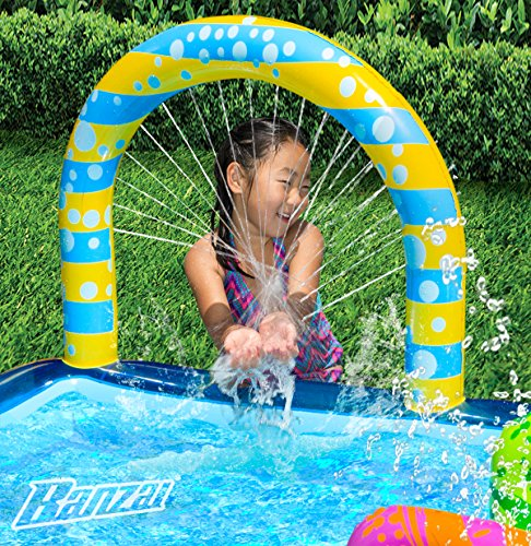 BANZAI Obstacle Course Activity Pool by BANZAI (Image #3)
