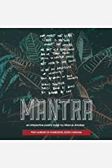 Mantra: an interactive poetry book