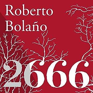 2666 [Spanish Edition] Audiobook