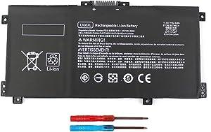 LK03XL L09281-855 Battery for HP Envy X360 15-BP 15M-BP 15M-CN Series 15-bp003nx 15-bp152nr 15m-bq1xx 15m-bp111dx 15m-bp012dx 15m-bp011dx 15m-cn0012dx 17m-ae0xx 17m-ae111dx 17m-bw0013dx 916814-855
