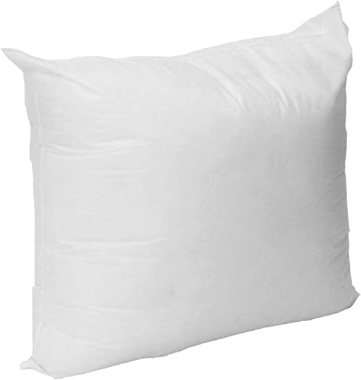 Trendy Home 12 x 20 Premium Hypoallergenic Stuffer Home Office Decorative Throw Pillow Insert 12x20 Standard//White
