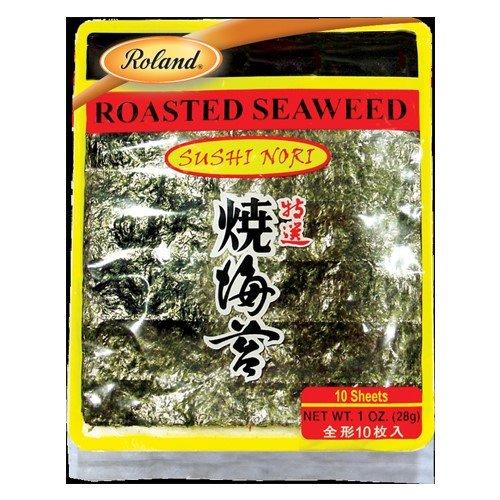 (Sushi Nori Roasted Seaweed (1 ounce))