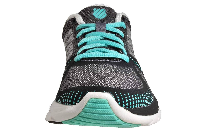 K-Swiss , Damen Damen , Sneaker Grau grau, Grau - grau - Größe: 38 - 3dd235