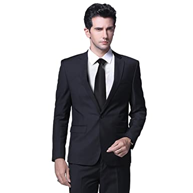 Yffushi mens one button formal 2 piece suits slim fit multi color yffushi mens one button formal 2 piece suits slim fit multi color wedding tuxedo junglespirit Choice Image