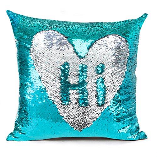 Smiry Reversible Mermaid Sequins Cushion