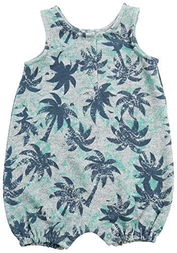 Egg by Susan Lazar Baby Boys' Nathan French Terry Romper