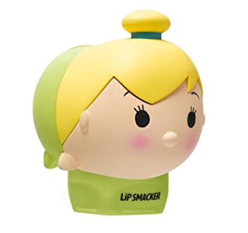 92017bdbc20 Image Unavailable. Image not available for. Color  Lip Smacker Disney Tsum  Tsum Tinker Bell Lip Balm ...