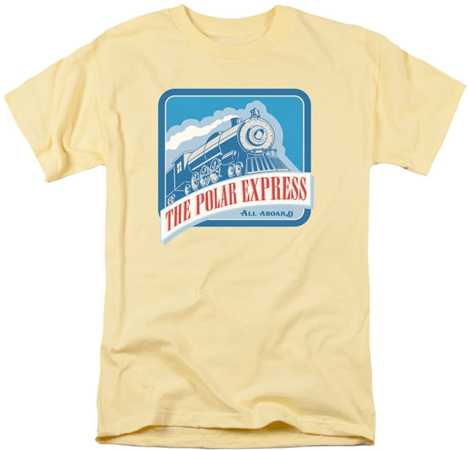 Polar Express - Mens All Aboard T-Shirt