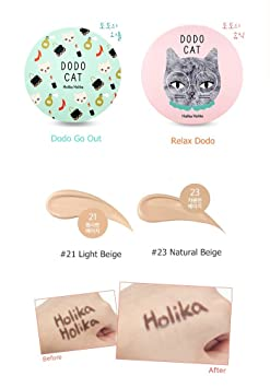 Cushion Foundation (Holika Holika Cushion BB)