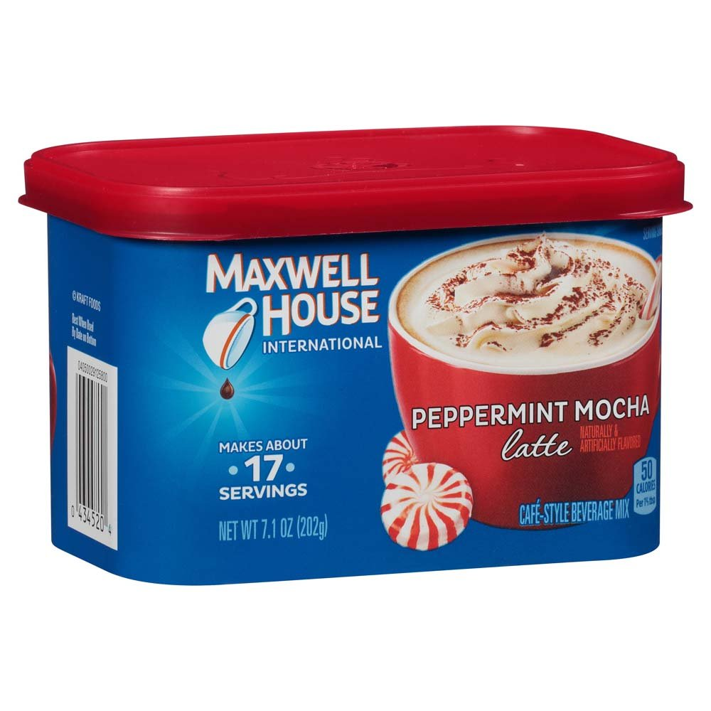 Amazon.com : Maxwell House International Cafe Flavored