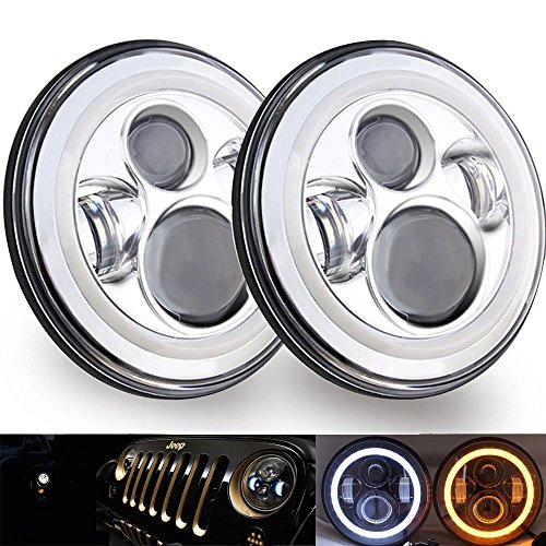 Jeep LED Headlights 7