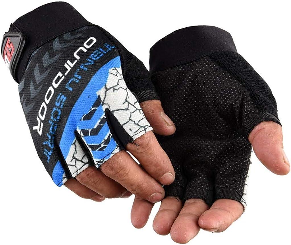 LQQSTORE Handschuhe Unisex Outdoor Sports Fahrrad Handschuhe Tight Rutschfest Sto/ßd/ämpfung Verschlei/ßfest