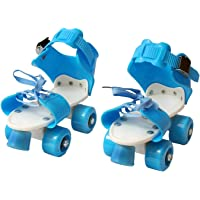 Kabacha Roller Skates for Kids Girls Boys Adjustable Size 16 CMT.to 21 CMT.