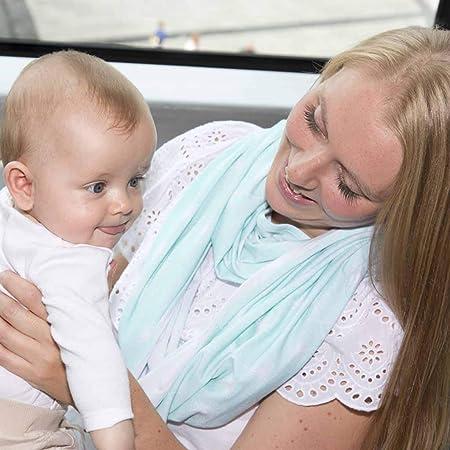 CuddleCo Comfi Love Maternity Nursing Scarf Sugar Plum Fairies Eggshell