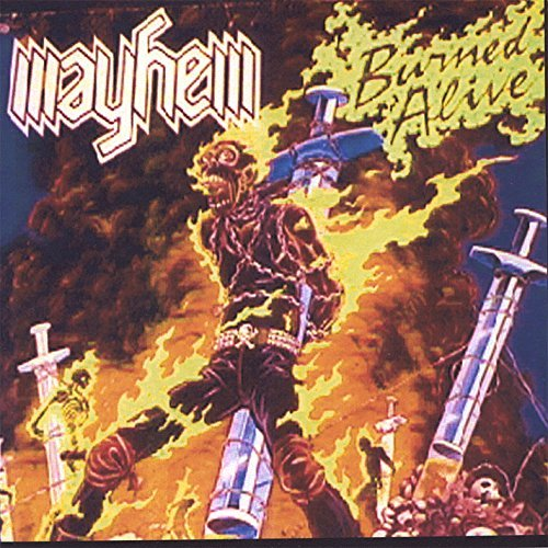 Burned Alive By Mayhem (2006-01-01) for sale  Delivered anywhere in USA