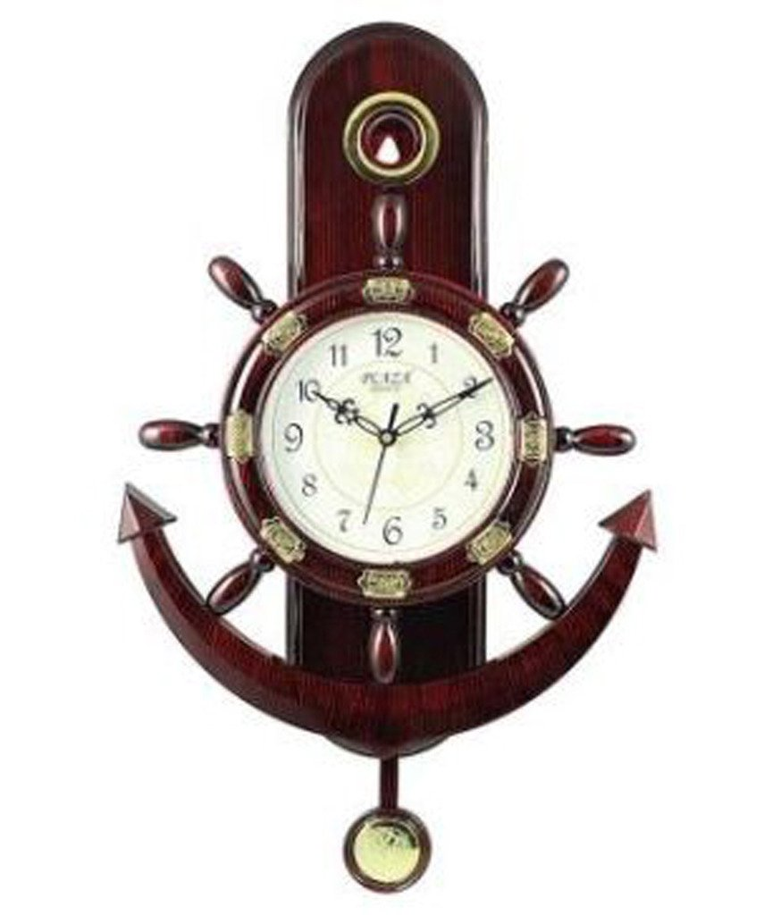 Buy anchor modern astrology decorative wall clock online at low buy anchor modern astrology decorative wall clock online at low prices in india amazon amipublicfo Gallery