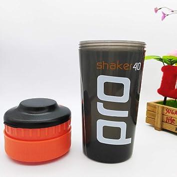 Vistaric Shaker Pro 40 Whey Protein Batidora de Nutrición ...