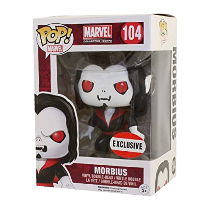 Zombie Morbius >> Marvel Heroes Pop Vinyl Figure Zombie Morbius Hobbies