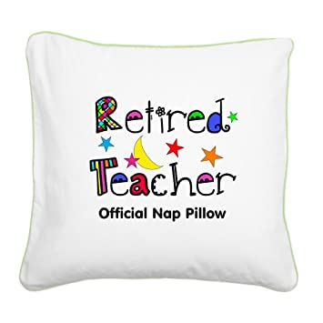 Amazon.com: CafePress – Maestro Jubilado CP Nap Pillow – 20 ...