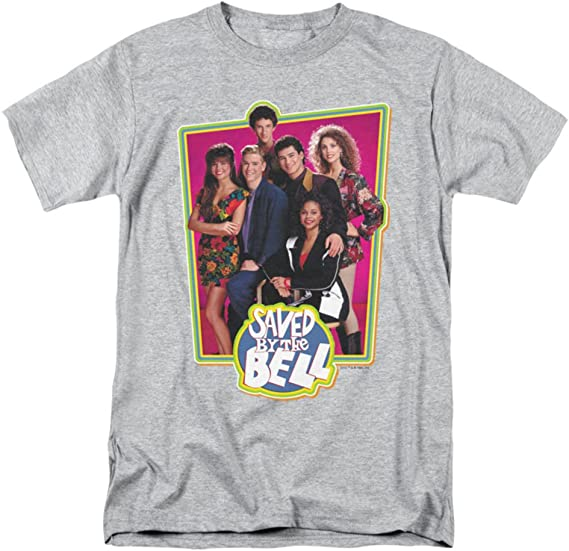 Saved By The Bell 1990/'s Beach Party Adult T Shirt