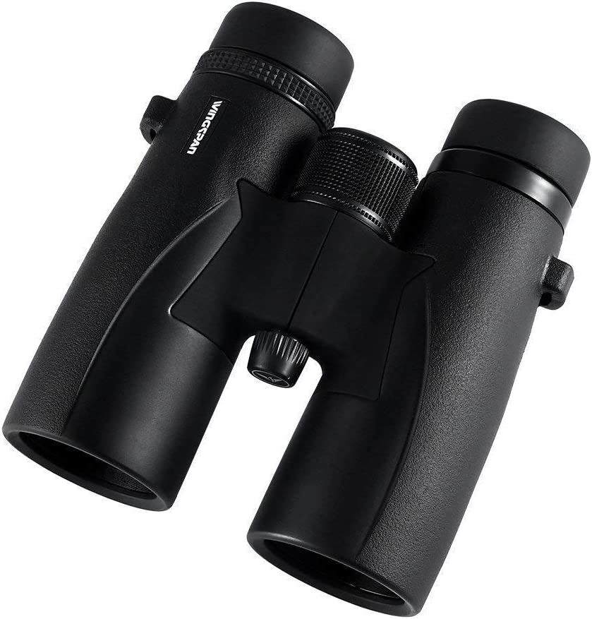 Wingspan Optics Skyview Ultra HD – 8X42 Binoculars for Bird Watching for Adults with ED Glass. Waterproof, Wide Field of View, Close Focus. Experience Better and Brighter Bird Watching in Ultra HD