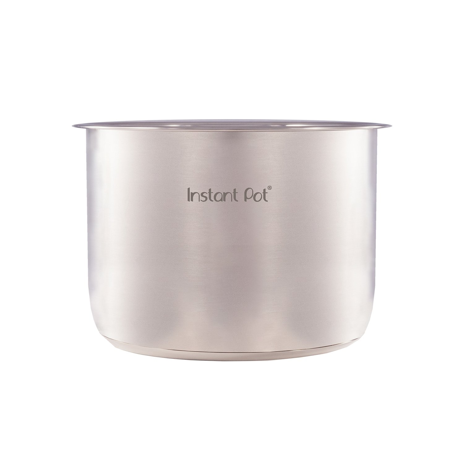 Inner Pot with 3 Ply Bottom, Stainless Steel 6 Qt