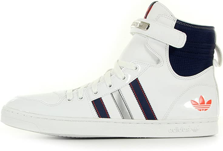 adidas Cupie 2 Mid Lace Q33785, Baskets Mode Homme taille