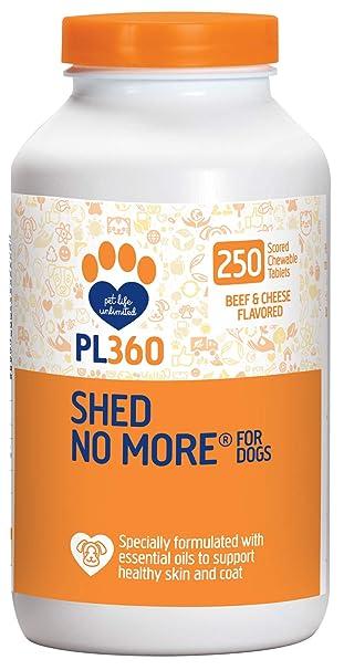 Amazon.com: PL360 no más cobertizo para perros: Mascotas