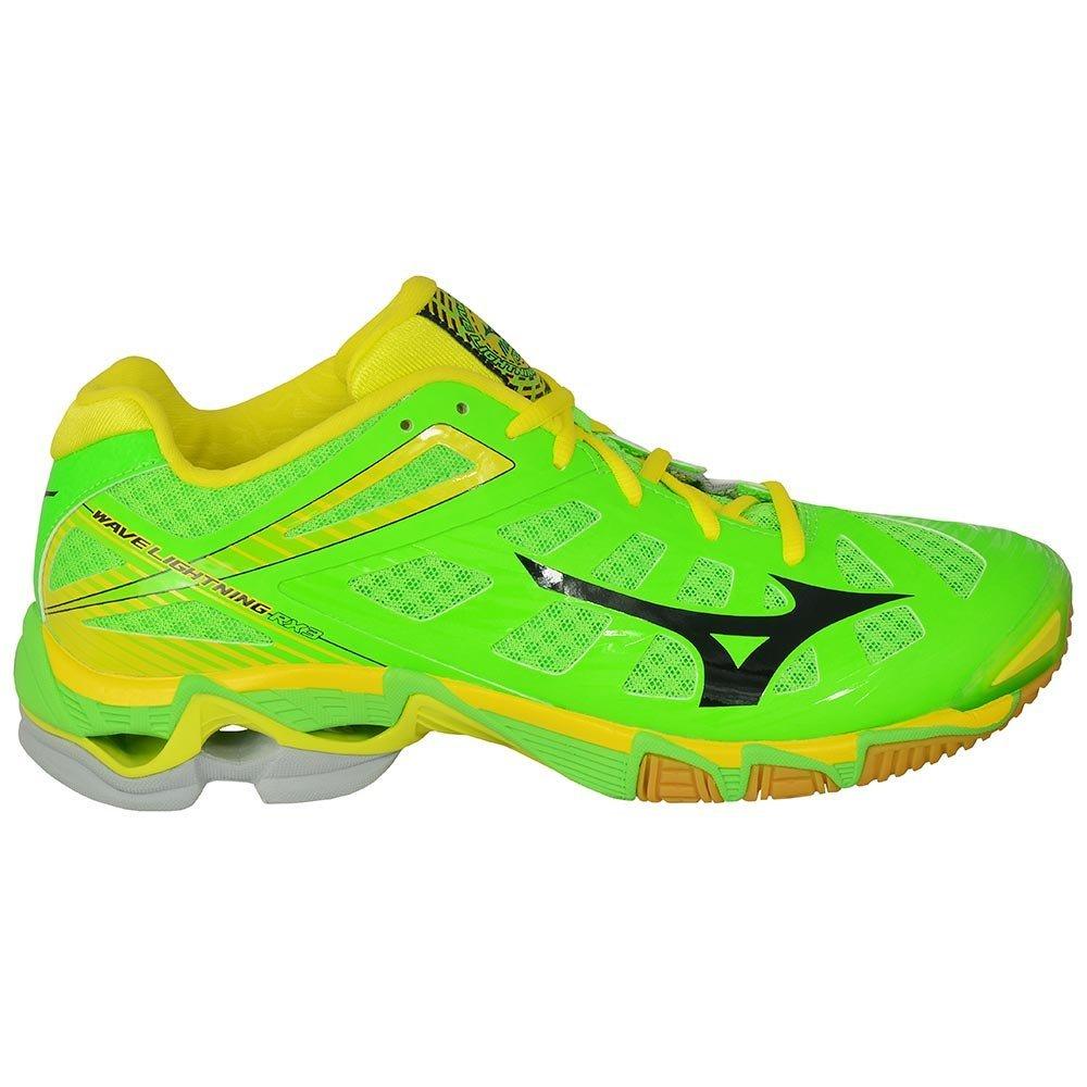 Amazon.com | Mizuno 2015 SS Men Wave Lightning RX3 Volleyball Sneaker Shoes V1GA140234 US 8.0 | Volleyball