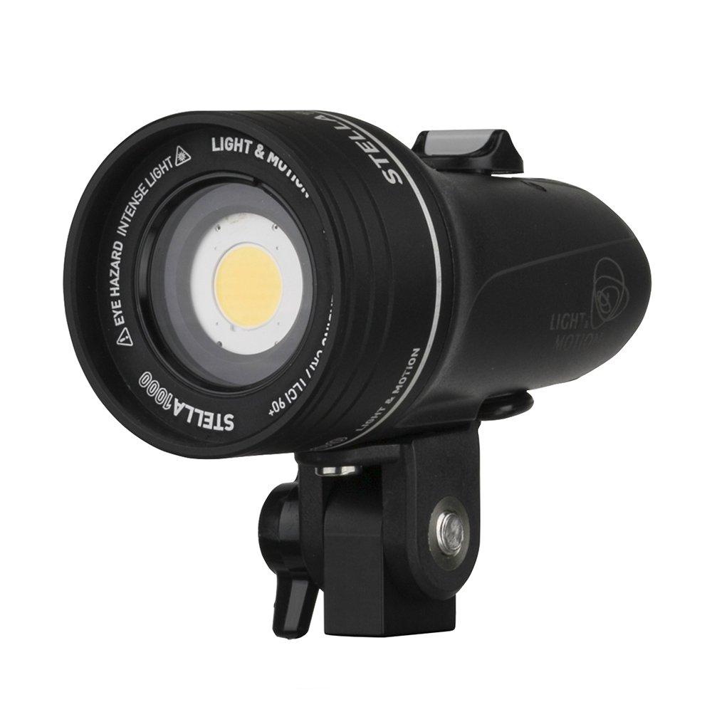 LIGHT&MOTION 防水カメラマウントLEDライトSTELLA1000 850-0340-A   B01MSY6EMG
