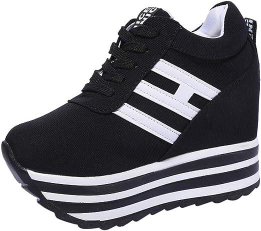 High-top Thick Bottom Sneaker Fashion