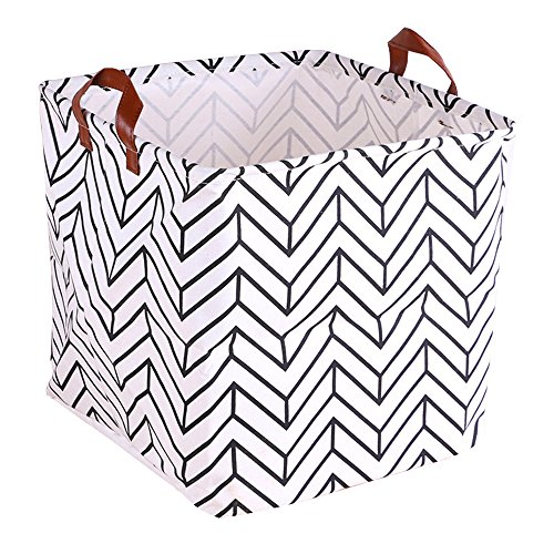 Storage Cube Basket Bin, Measures 12.5
